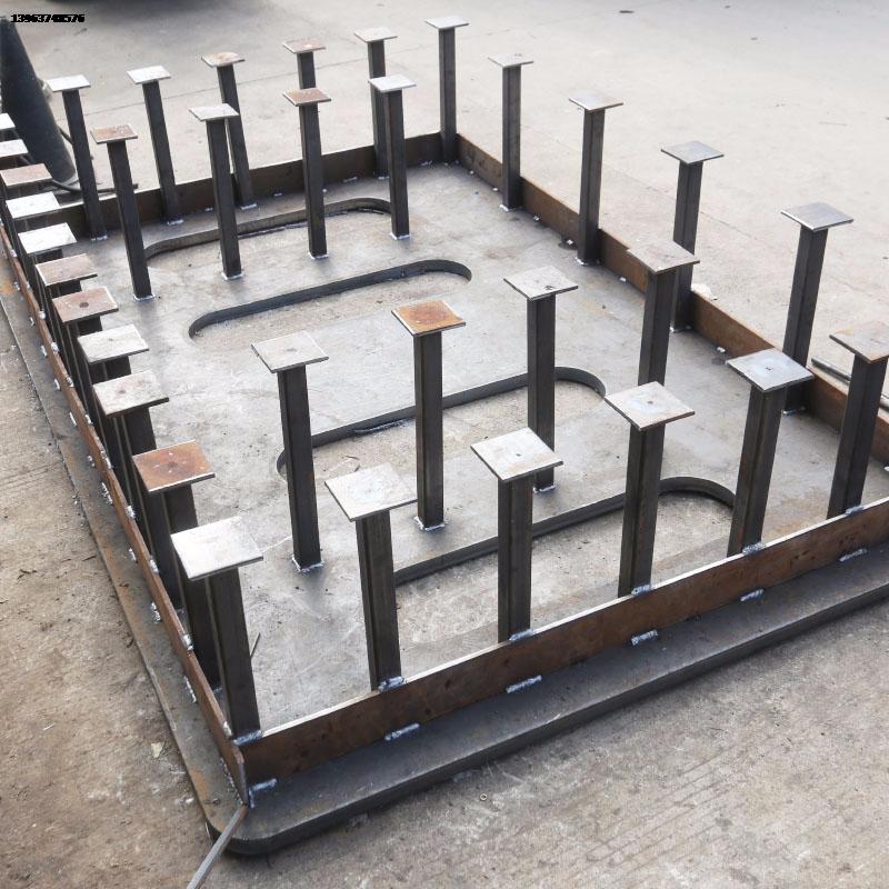钢板焊接打孔yu埋件